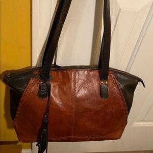 Diba True Leather Bag